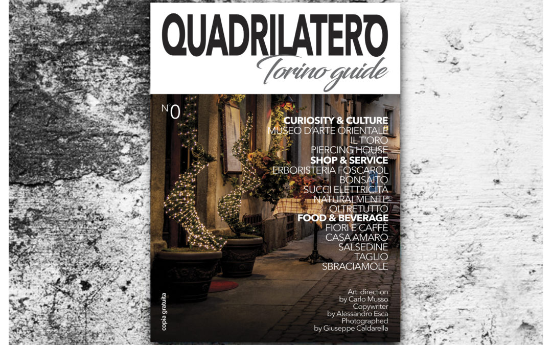 Quadrilatero magazine
